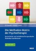 Cover-Bild zu Die Methoden-Matrix der Psychotherapie von Grünwald, Hugo