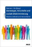 Cover-Bild zu Stereotype, Vorurteile und soziale Diskriminierung von Petersen, Lars-Eric (Hrsg.)