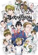 Cover-Bild zu Barakamon, Vol. 18+1 von Yoshino, Satsuki