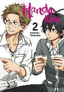 Cover-Bild zu Handa-Kun, Vol. 2 von Satsuki Yoshino