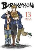 Cover-Bild zu Barakamon, Vol. 13 von Satsuki Yoshino
