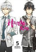 Cover-Bild zu Handa-Kun, Vol. 5 von Satsuki Yoshino