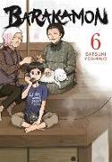 Cover-Bild zu Barakamon, Vol. 6 von Satsuki Yoshino