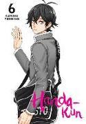 Cover-Bild zu Handa-Kun, Vol. 6 von Satsuki Yoshino
