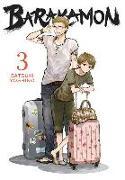 Cover-Bild zu Barakamon, Vol. 3 von Satsuki Yoshino
