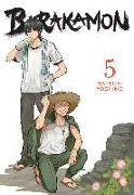 Cover-Bild zu Barakamon, Vol. 5 von Satsuki Yoshino