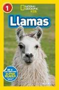 Cover-Bild zu Llamas (L1) (National Geographic Readers) (eBook) von Myers, Maya