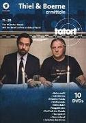 Cover-Bild zu Tatort - Thiel Und Boerne Ermitteln (2) von Alex Prahl (Schausp.)