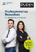 Cover-Bild zu Professionelles Bewerben (eBook) von Engst, Judith