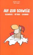 Cover-Bild zu Auf zur Schweiz. Schülerbuch von Nappey, Grégoire