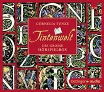 Cover-Bild zu Funke, Cornelia: Tintenwelt. Die große Hörspiel-Box (6 CD)