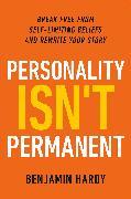 Cover-Bild zu Personality Isn't Permanent (eBook) von Hardy, Benjamin