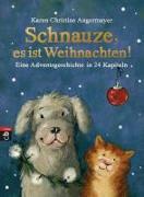 Cover-Bild zu Schnauze, es ist Weihnachten von Angermayer, Karen Christine