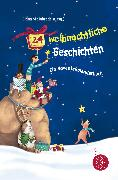 Cover-Bild zu 24 weihnachtliche Geschichten von Steinbrede, Diana (Hrsg.)