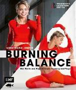 Cover-Bild zu Burning Balance - Das Beste aus High Intensity Training HIT und Yoga von Jansen, Anna-Maria