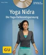 Cover-Bild zu Yoga Nidra (mit CD) von Trökes, Anna