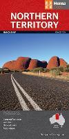 Cover-Bild zu Northern Territory State 1 : 1 750 000