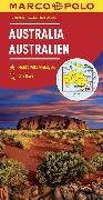 Cover-Bild zu Australien. 1:4'000'000