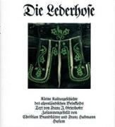 Cover-Bild zu Grieshofer, Franz J.: Die Lederhose