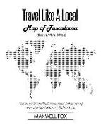 Cover-Bild zu Fox, Maxwell: Travel Like a Local - Map of Tuscaloosa (Black and White Edition): The Most Essential Tuscaloosa (Alabama) Travel Map for Every Adventure