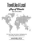 Cover-Bild zu Fox, Maxwell: Travel Like a Local - Map of Utrecht (Black and White Edition): The Most Essential Utrecht (Netherlands) Travel Map for Every Adventure