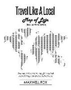 Cover-Bild zu Fox, Maxwell: Travel Like a Local - Map of Loja (Black and White Edition): The Most Essential Loja (Ecuador) Travel Map for Every Adventure