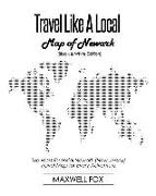 Cover-Bild zu Fox, Maxwell: Travel Like a Local - Map of Newark (Black and White Edition): The Most Essential Newark (New Jersey) Travel Map for Every Adventure