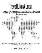 Cover-Bild zu Fox, Maxwell: Travel Like a Local - Map of Abidjan and Avenue Christi (Black and White Edition): The Most Essential Abidjan and Avenue Christi (Ivory Coast) Travel
