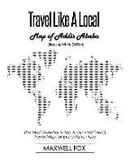 Cover-Bild zu Fox, Maxwell: Travel Like a Local - Map of Addis Ababa (Black and White Edition): The Most Essential Addis Ababa (Ethiopia) Travel Map for Every Adventure