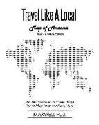 Cover-Bild zu Fox, Maxwell: Travel Like a Local - Map of Ancona (Black and White Edition): The Most Essential Ancona (Italy) Travel Map for Every Adventure