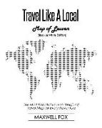 Cover-Bild zu Fox, Maxwell: Travel Like a Local - Map of Leuven (Black and White Edition): The Most Essential Leuven (Belgium) Travel Map for Every Adventure