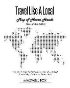Cover-Bild zu Fox, Maxwell: Travel Like a Local - Map of Noosa Heads (Black and White Edition): The Most Essential Noosa Heads (Australia) Travel Map for Every Adventure