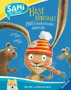 Cover-Bild zu SAMi - Hase Hibiskus - Zwei möhrenstarke Abenteuer von König, Andreas
