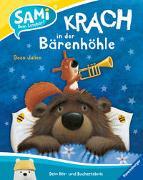 Cover-Bild zu SAMi - Krach in der Bärenhöhle von Julian, Sean