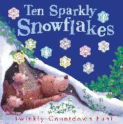 Cover-Bild zu Ten Sparkly Snowflakes von Tiger Tales