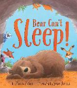Cover-Bild zu Bear Can't Sleep! von McGee, Marni