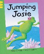 Cover-Bild zu Jumping Josie von Cassidy, Anne