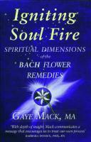 Cover-Bild zu Igniting Soul Fire: Spiritual Dimensions of the Bach Flower Remedies von Mack Ma, Gaye