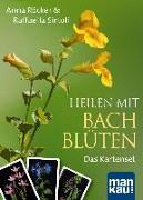 Cover-Bild zu Heilen mit Bachblüten. Das Kartenset von Röcker, Anna Elisabeth