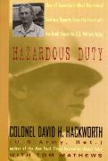 Cover-Bild zu Hazardous Duty von Hackworth, David H.