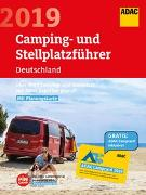 Cover-Bild zu ADAC Camping-Stellplatzführer Dtl. 2019 / ADAC Camping-/Stellplatzführer Deutschland 2019 von ADAC Medien und Reise GmbH