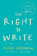 Cover-Bild zu The Right to Write von Cameron, Julia