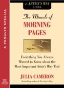 Cover-Bild zu The Miracle of Morning Pages (eBook) von Cameron, Julia