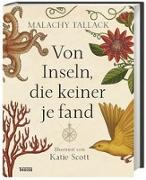Cover-Bild zu Tallack, Malachy: Von Inseln, die keiner je fand