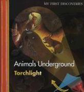Cover-Bild zu Animals Underground von Delafosse, Claude