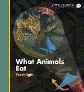 Cover-Bild zu What Animals Eat von Peyrols, Sylvaine