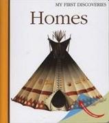 Cover-Bild zu Homes von Delafosse, Claude