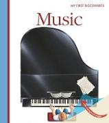 Cover-Bild zu Music von Jeunesse, Gallimard