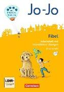Cover-Bild zu Jo-Jo Fibel. Allgemeine Ausgabe. Arbeitsheft. Druckschrift von Namour, Nicole