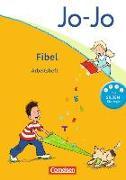 Cover-Bild zu Jo-Jo Fibel. Arbeitsheft zum Leselehrgang von Namour, Nicole
